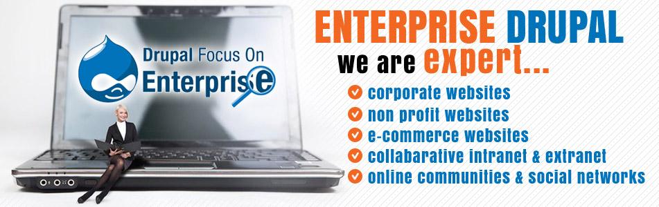 Enterprise Drupal